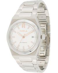 Furla Tempo Automatic Watch - Metallic