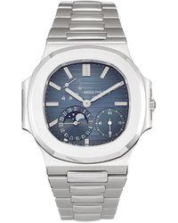 Patek Philippe Nautilus Horloge - Blauw