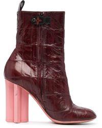 Louis Vuitton Stivali - Rosso