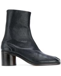 Maison Margiela - Tabi Toe Boots - Lyst