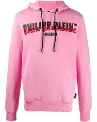 Philipp Plein - Pink Paradise パーカー - Lyst