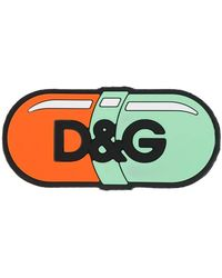 Dolce & Gabbana Logo Pill Sorrento Dgpatch - Green