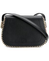 Carven - Stitched Shoulder Bag - Lyst