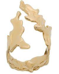 Annelise Michelson - Sea Leaf Ring - Lyst