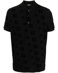 Fendi - モノグラム ポロシャツ - Lyst