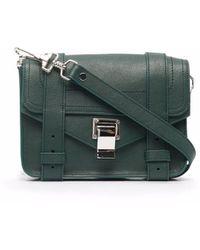 Proenza Schouler Мини-сумка На Плечо Ps1 - Зеленый