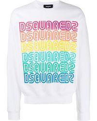 DSquared² - ロゴ スウェットシャツ - Lyst