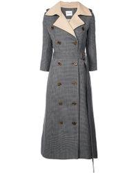 Khaite - Charlotte Trench Coat - Lyst