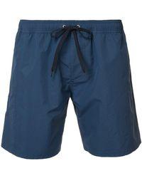 Julien David - Weightless Waterproof Shorts - Lyst