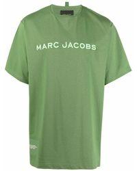 Marc Jacobs ロゴ Tシャツ - グリーン