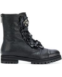 Jimmy Choo Havana Boots - Black