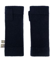 N.Peal Cashmere - Fingerless Gloves - Lyst