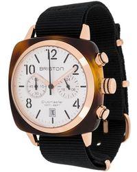Briston Clubmaster Classic Horloge - Wit