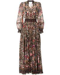 Camilla - シャーリング ドレス - Lyst