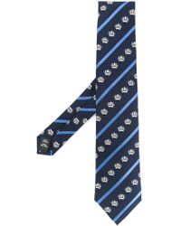 Gieves & Hawkes - Patterned Tie - Lyst