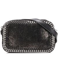 Stella McCartney Falabella Belt Bag - Black