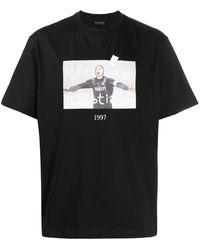 Throwback. Ronaldo Tシャツ - ブラック