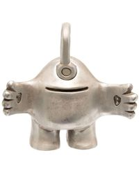 Parts Of 4 Blamo Schlüsselanhänger mit Diamanten - Mehrfarbig
