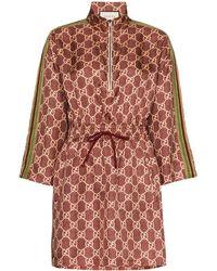 Gucci - GGパターン ドレス - Lyst