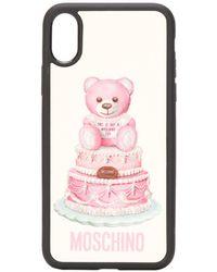 Moschino - テディベア Iphone X/xs ケース - Lyst