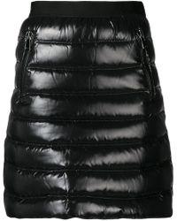 Moncler - Nylon Down Skirt - Lyst