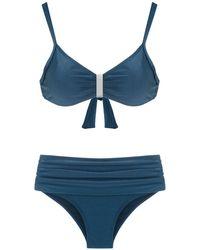 Lygia & Nanny Anne Bikini Set - Blue