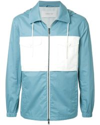 Cerruti 1881 - Hooded Contrast Pocket Jacket - Lyst