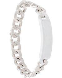 Maison Margiela - Chain-link Bracelet - Lyst