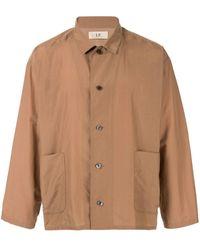 Loveless - Side Pocket Shirt - Lyst