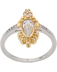 V Jewellery - Roma Ring - Lyst