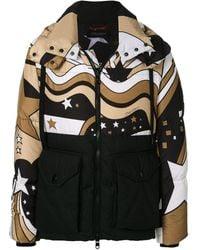 Dolce & Gabbana - フーデッド パデッドジャケット - Lyst