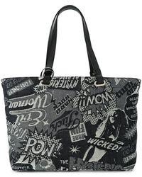 Hysteric Glamour - Pop Art Print Shopper Tote - Lyst