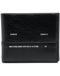 OAMC カードケース - ブラック
