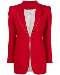 Hebe Studio - Classic Fitted Blazer - Lyst
