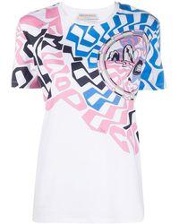 Emilio Pucci - グラフィック Tシャツ - Lyst