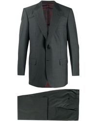 Brioni Single-breasted Two-piece Suit - Gray