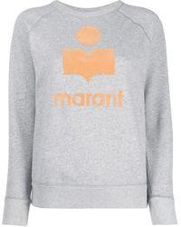 Étoile Isabel Marant - ロゴ スウェットシャツ - Lyst