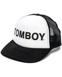 Filles A Papa - Slogan Hat - Lyst