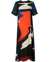 Osklen Playground Night Dress - Multicolour