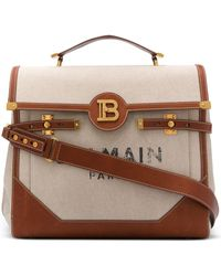 Balmain B-buzz 40 ハンドバッグ - マルチカラー