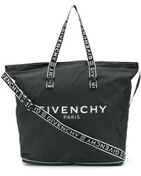Givenchy Сумка-тоут С Логотипом - Зеленый