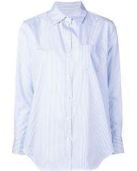 Equipment - Pinstripe Shirt - Lyst
