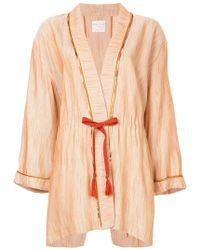 Forte Forte - Drawstring Fitted Jacket - Lyst