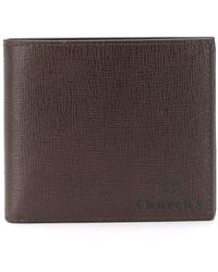 Church's 二つ折り財布 - ブラウン