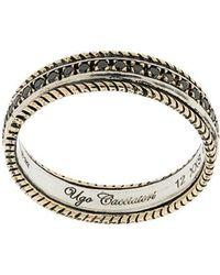 Ugo Cacciatori - Encrusted Ring - Lyst