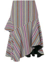Preen By Thornton Bregazzi - Tulip Skirt - Lyst