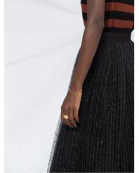 Fabiana Filippi チュール レイヤードスカート - ブラック