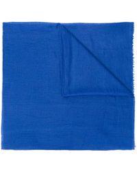 Allude フレイド ストール - ブルー