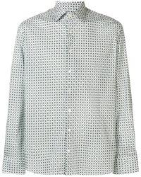 Etro Printed shirt - Bianco