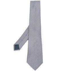Lanvin - Patterned Tie - Lyst